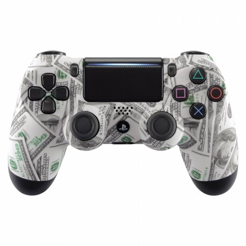 Money Playstation 4 PS4 Dual Shock 4 Wireless Custom Controller