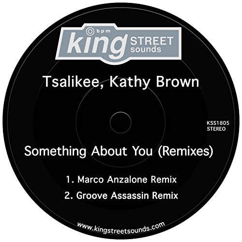Tsalikee & Kathy Brown