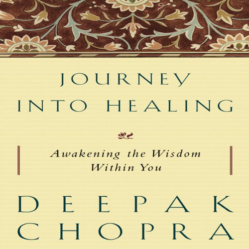 Journey Into Healing cover art