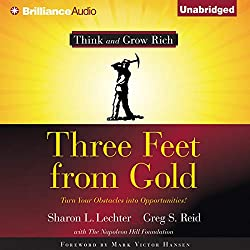 Three Feet from Gold from Amazon