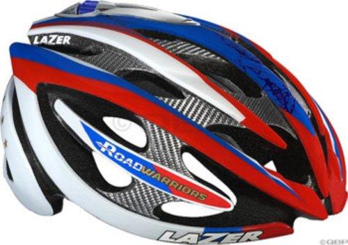 Lazer Helium Warrior Helmet   Amazon
