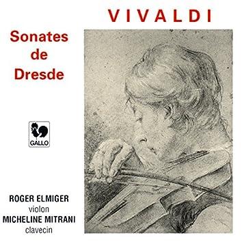 Vivaldi: Violin Sonatas RV 2, 3, 12, 28, 29, 34 (Dresden Sonatas)