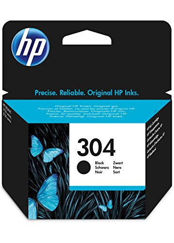 HP Ink/304 Blister Black