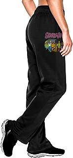 MUMB Women's Sweatpants Scooby Doo Black