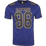 Majestic NFL Mesh Polyester Jersey Shirt - Baltimore Ravens