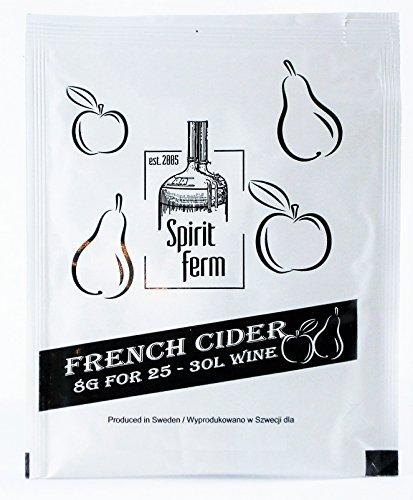 Lievito per Sidro – FRENCH sidro | lievito di birra sidro | lievito per vino | sidro di pere | Lieviti CIDER | dettagliante grossista | sidro fatta in casa