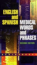 Springhouse Notes (English and Spanish Medical Words and Phrases)