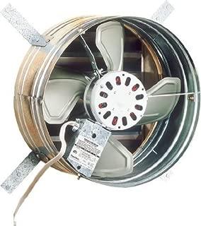 Broan 35316 Gable Mount 120-Volt Powered Attic Ventilator, 1600 CFM (Renewed)