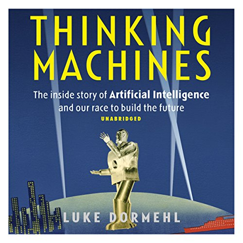 Thinking Machines audiobook cover art
