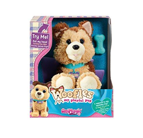 Animagic 31288.43 - Woofles, mein verspielter Welpe, Elektronisches Haustier