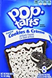 Kelloggs Pop Tarts - Frosted Cookies & Cream (400g) -