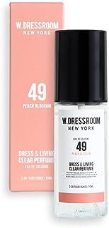 W.DRESSROOM Dress & Living Clear Perfume 70ml (#No.49 Peach Blossom)/ダブルドレスルーム ドレス&リビング クリア パフューム 70ml (#No.49 Peach Bloss...