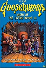 Goosebumps - Night of the Living Dummy III