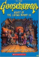 Goosebumps: Night of Living Dummy 3 [DVD]