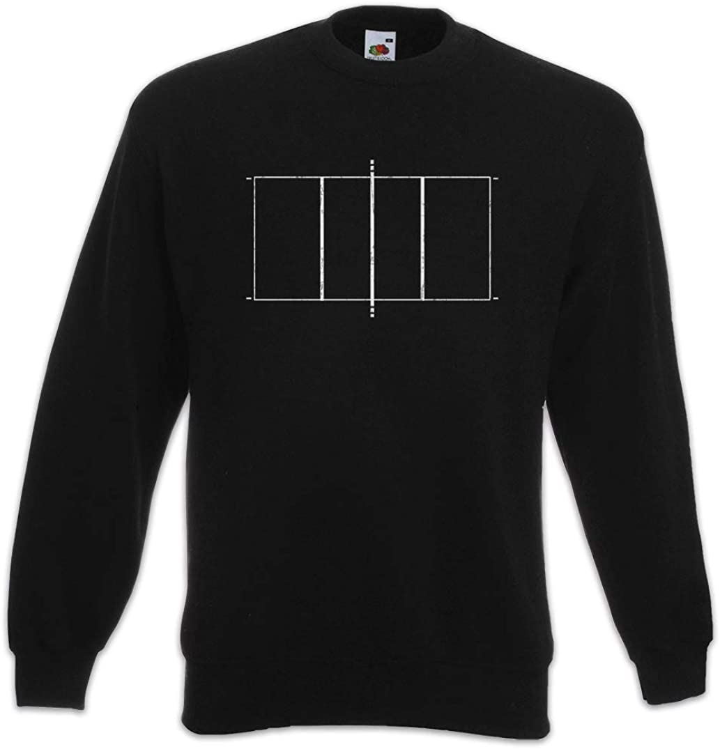 Urban Backwoods Volleyball Court Weekly Special sale item update Sweater Pullover Sweatshirt