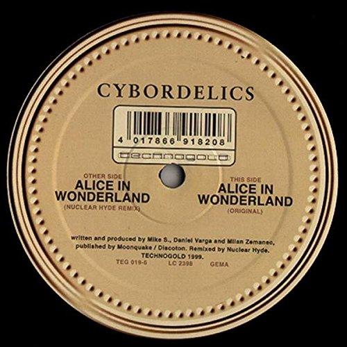 Cybordelics - Alice In Wonderland - Technogold - TEG 019-6