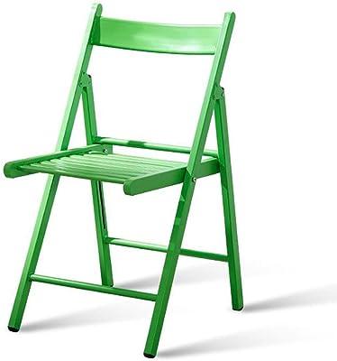 Arcalt Silla plegable de silla de comedor silla de madera ...