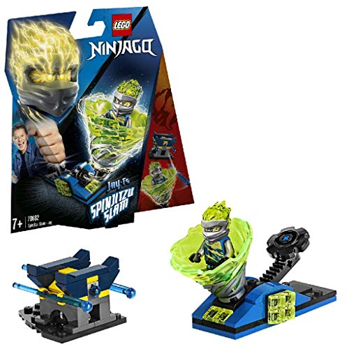 LegoNinjago70682 Spinjitzu Slam - Jay, Bauset