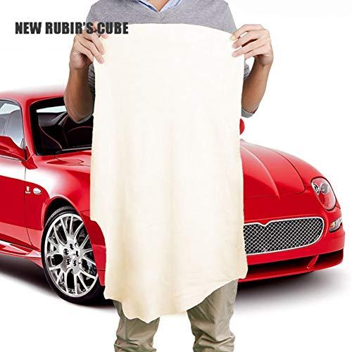 Preisvergleich Produktbild Auto waschen Shammy Chamois Leder Auto Reinigung saubere Handtücher Trocknen Waschlappen