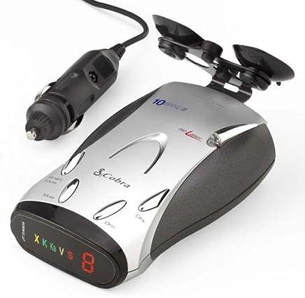 Cobra ESD9110 10 Band Extra Sensory Detection Radar/Laser Detector