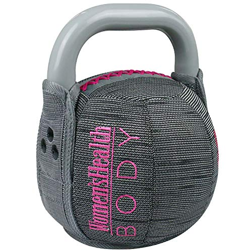Women's Health BODY Soft Kettlebell | Richtiges Tool für Shaping, Conditioning und Kraftaufbau |...