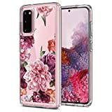 CYRILL Ciel [Cecile Series] Designed for Samsung Galaxy S20 Case (2020) - Rose Floral