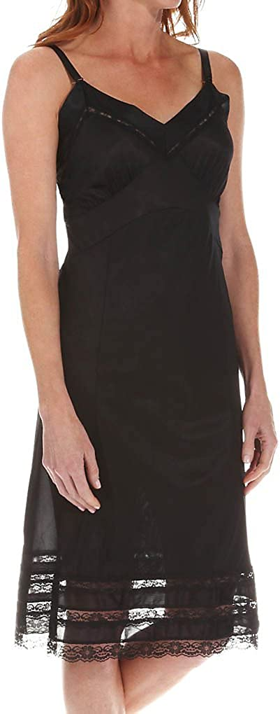 Shadowline Women's Recommendation Snip-it 28 Inch 40 Slip 1302 2021 model Black