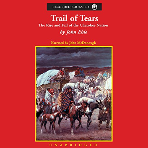 Trail of Tears  By  cover art