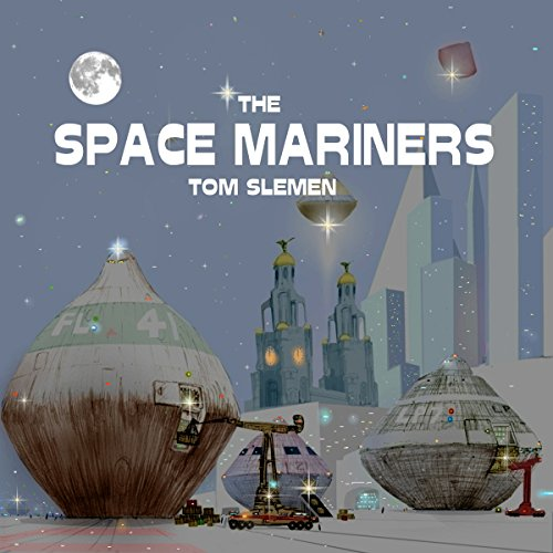 The Space Mariners cover art