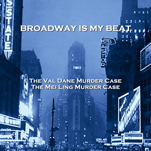 Broadway Is My Beat - Volume 4 audiobook cover art
