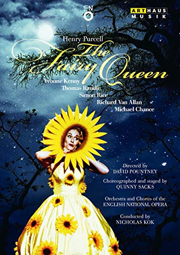 Purcell: The Fairy Queen (English National Opera, 1995) [DVD]