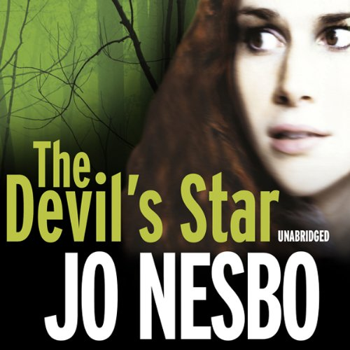 The Devil's Star: A Harry Hole Thriller, Book 5 audiobook cover art