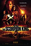 The Scorpion King Movie Poster (68,58 x 101,60 cm)