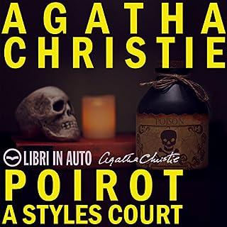 Poirot a Styles Court copertina