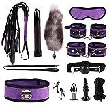 Surprise - Pack de fête - Cadeaux - Fête d'anniversaire de 13 pièces pour petits jouets, prix et jeux de carnaval (purple)