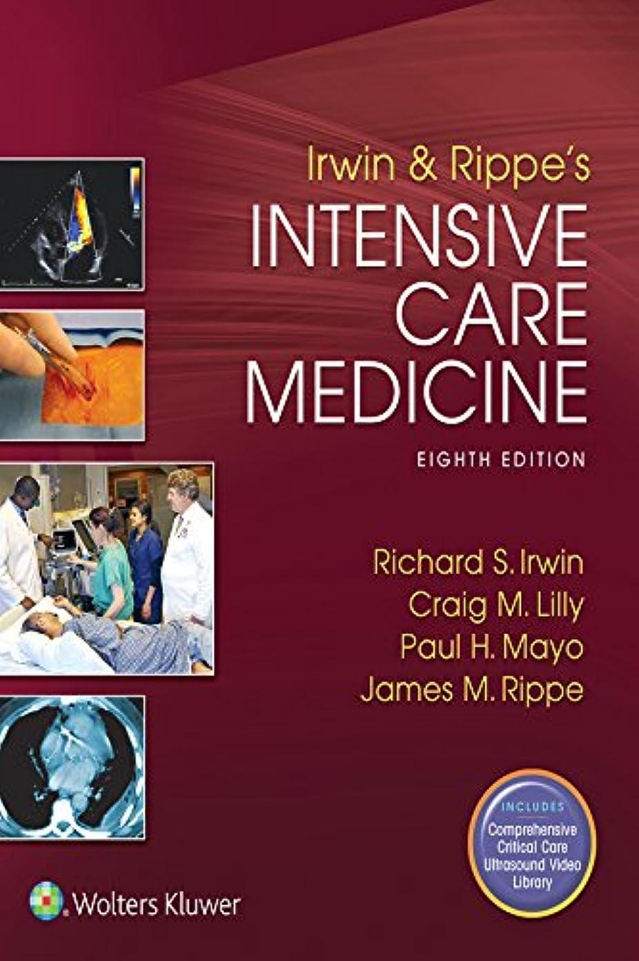 雰囲気透明に援助Irwin and Rippe's Intensive Care Medicine (English Edition)