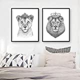 Tougmoo Der König der Löwen und die Königin der Löwin
