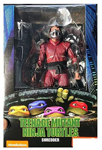 NECA Teenage Mutant Ninja Turtles 1990s Movie 7 inch Shredder Exclusive Figure