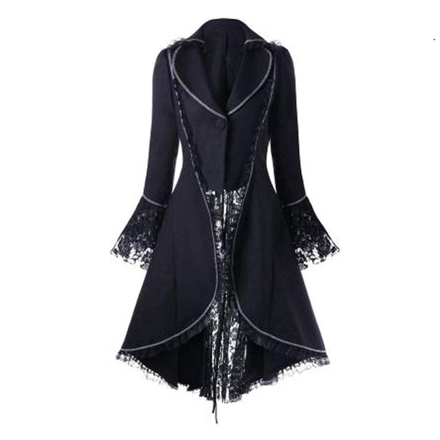 Toimoth Women's Tuxedo Gothic Tailcoat Jacket Steampunk VTG Victorian Coat Wedding Uniform