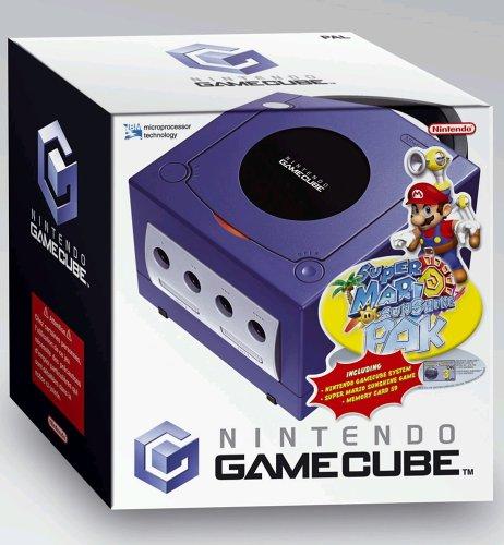GameCube - Konsole + Mario Sunshine + Memory 59