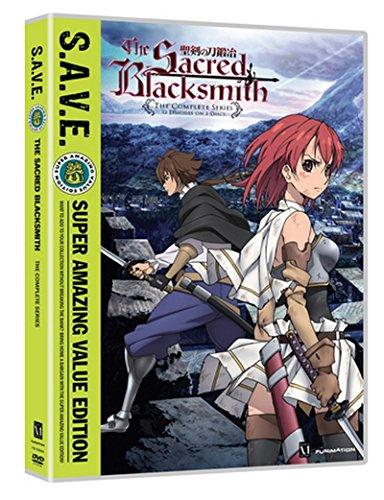 Sacred Blacksmith - Complete Box Set - S.A.V.E.