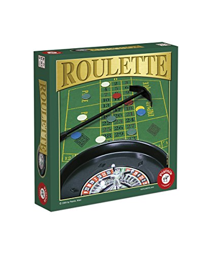 Piatnik - Ruleta de casino, para 2 jugadores (importado)