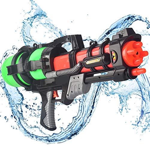 Pistole ad Acqua Giocattolo,pistola ad acqua grande,Lunga Gittata Pistole ad Acqua,Bambini Potente Pistola ad Acqua,Pistole ad Acqua con Grande Capacité,Fucili ad Acqua Giocattolo