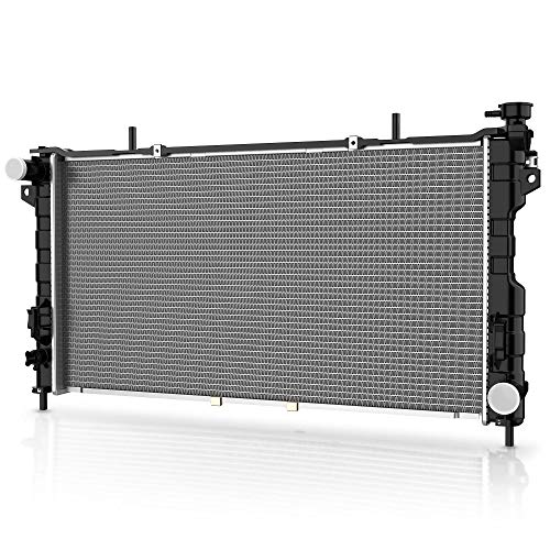Radiator for 2001-2004 Chrysler Town Country Plymouth Voyager, for 2001-2004 Dodge Caravan Grand Caravan 3.3L 3.8L V6 ATRD1011