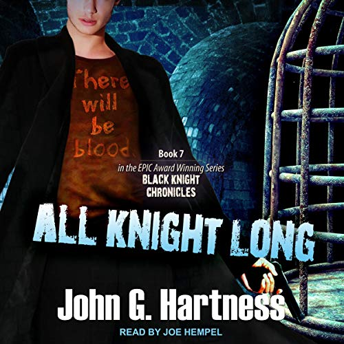 All Knight Long  By  cover art