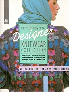 The Pure New Wool Designer Knitwear Collection