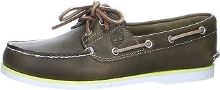 Timberland - Chaussures de bateau pour homme 2-Eye en nubuck