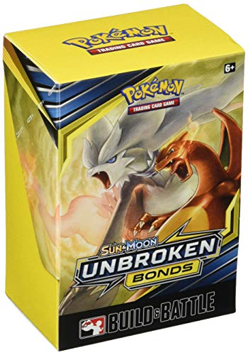 Pokemon TCG: Sun and Moon Unbroken Bonds Build and Battle Prerelease Kit