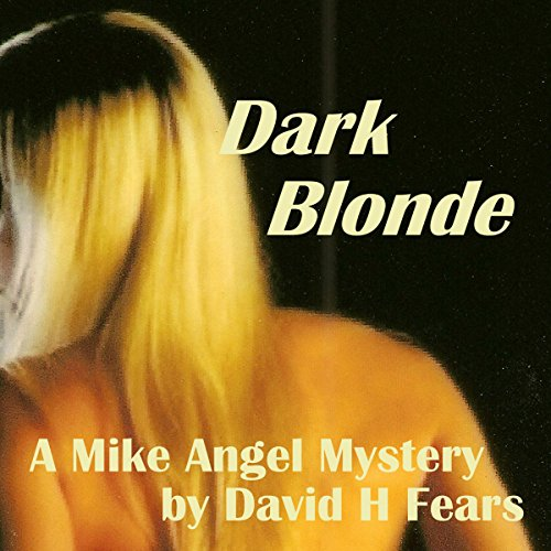 Dark Blonde audiobook cover art