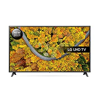 LG 65UP75006LF 65 inch 4K UHD HDR Smart LED TV (2021 Model) with Freeview Play, Prime Video, Netflix, Disney+, Google Assistant and Alexa compatible (B08X3Q53SQ) | Amazon price tracker / tracking, Amazon price history charts, Amazon price watches, Amazon price drop alerts